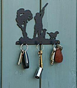 Key & Coat Hooks