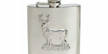 Hip flasks, perfect for a tipple