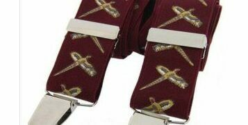 Country Ties, Cuff links and Braces.