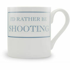 I\'d Rather Be Shooting Mug