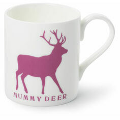 McLaggan Smith Mummy Deer Bone China Mug
