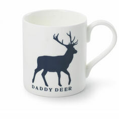 Daddy Deer Bone China Mug