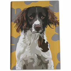Springer Spaniel Pocket Notebook