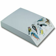 Slant Writing Pad - British Birds