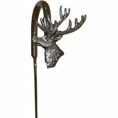 Pewter Stag Head Bookmark