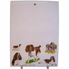 Springer Spaniel Notepad