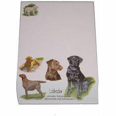 Labrador Slant Pad