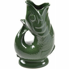 Woodland Green Gluggle Jug - Extra Large