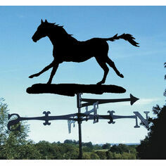 Horse Galloping Weathervane