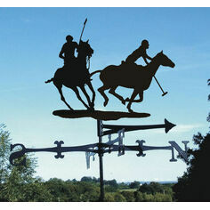 Polo Weathervane