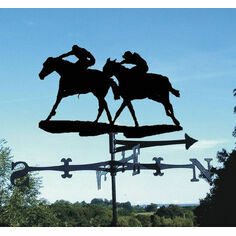 Horse Racing Weathervane