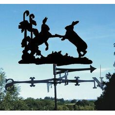 Hare Weathervane