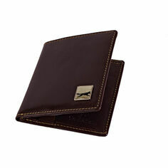 Tyler & Tyler Leather Jeans Wallet - Fox