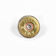 Eley Cartridge Lapel Pin