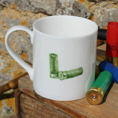 Lucy Green Cartridge Mug