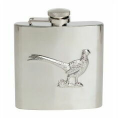 Pheasant Hip Flask