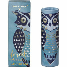 Wild & Wolf Folklore Lip Balm - Forest Blueberry