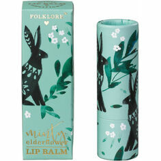 Wild & Wolf Folklore Lip Balm - Minty Elderflower