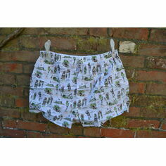Fox & Chave Bryn Parry 'Sex in the Country' Medium Boxer Shorts