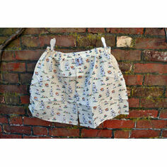 Fox & Chave Bryn Parry 'Jack Russells' Large Boxer Shorts