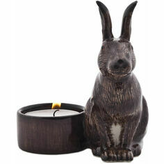 Quail Ceramics Hare Tealight Holder
