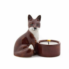 Fox Tealight Holder