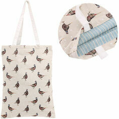 Holly House Pheasant Shopper Bag