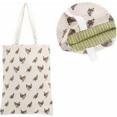 Holly House Chicken Shopper Bag