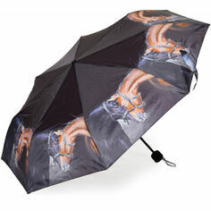 Old Friends Folding Umbrella