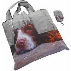 Country Matters I Spy Spaniel Fold Away Bag