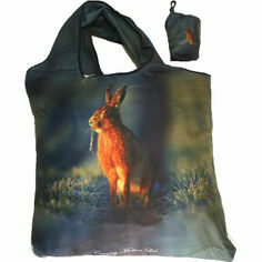Country Matters Hare Fold Away Bag