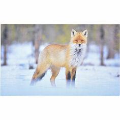 Fox Printed Doormat