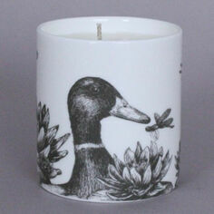 Mallard Duck 'Trebah' Candle