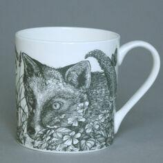 Fox 'Glendurgan' Mug