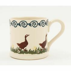 Brixton Pottery Duck Mug