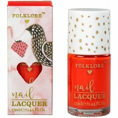 Wild & Wolf Folklore Nail Lacquer - Strawberry