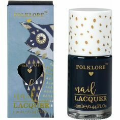 Wild & Wolf Folklore Nail Lacquer - Blueberry