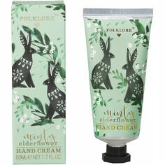 Wild & Wolf Folklore Elderflower Hand Cream