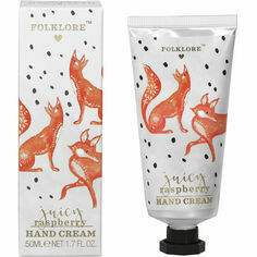 Folklore Raspberry Hand Cream