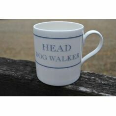 Head Dog Walker Mug