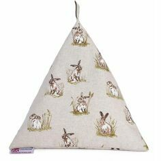 The Wheat Bag Company Ipad, Tablet & Book Cushion Stand - Hare