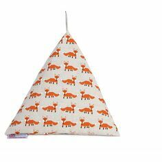 The Wheat Bag Company Ipad, Tablet & Book Cushion Stand - Foxes