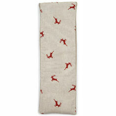 The Wheat Bag Company Lavender Microwavable Wheat Bag Body Wrap - Red Stags