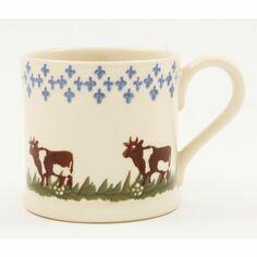 ECP Design Brixton Pottery Cow Mug