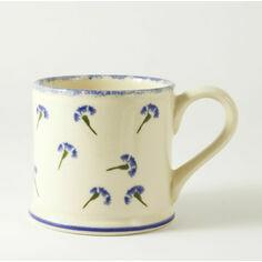 Brixton Pottery Cornflower Mug