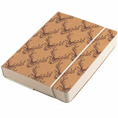 Woodland Trust Stag A6 Notebook
