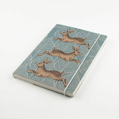 Woodland Trust Hare A5 Notebook