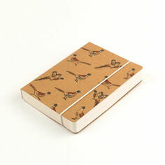 Woodland Trust Pheasant A6 Notebook