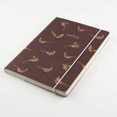 Woodland Trust Pheasant A5 Notebook
