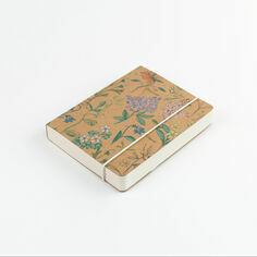 Woodland Trust Botanical A6 Notebook